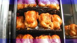 Frango assado é refeição tradicional de domingo