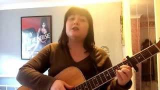 Goodbye Kiss by Kasabian covered by Claire Walker
