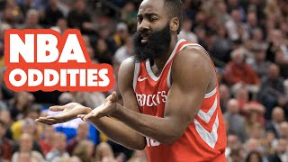 NBA | Oddities and Random Moments