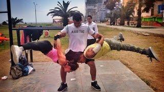 Спортивные девушки Украины|Female Street Workout Motivation In Ukraine