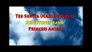 Tek Sunita by Princess Anisa