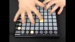 Mind Control-Zomboy Launchpad Cover