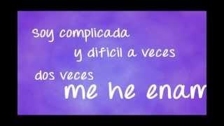 Paty Cantú - Manual (Video Lyric)