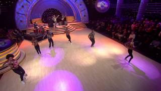 Beatenberg on Strictly Come Dancing South Africa