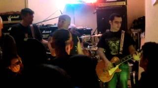 """Fiction Romance - """"Lacher de Punks"""" - Live du 26/11/11"""