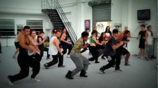 """Michael Jackson - Hollywood Tonight"" Choreography by Justis"