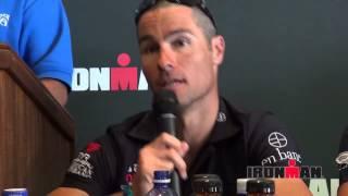 Craig Alexander talks Lance Armstrong, 2012 Kona Pro Panel (Ironman World Championship)