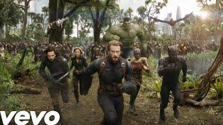 Avengers - Rise - Skillet ( Music Video )