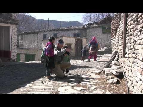 Annapurna Circuit – Dag 14 – Marpha – Kalapani