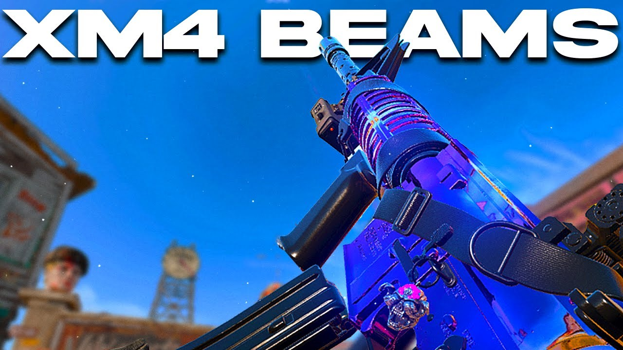 Tennp0 - The XM4 BEAMS! One of the BEST XM4 Class Setups in Cold War!