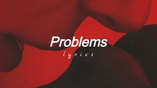 Weathers - Problems // lyrics