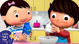 Pat a Cake V2 | BRAND NEW! | Little Baby Bum Nursery Rhymes & Kids Songs | Songs for Children