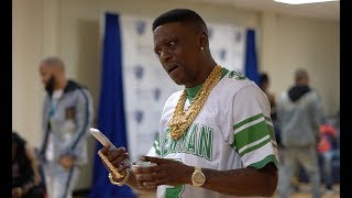 Boosie Bad Azz Goes Off on live