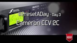 #PresetADay - Cameron CCV 2C - AXE FX II / AX8 Rhythm and Solo Patches