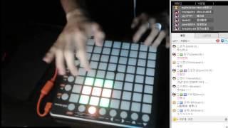 [Mnics에투샤] Skrillex - Kyoto 런치패드 (권영민)