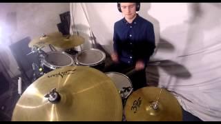 Dj Shadow - Six Days - Drum Cover
