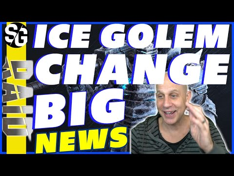 RAID SHADOW LEGENDS | ICE GOLEM CHANGE | BIG NEWS!