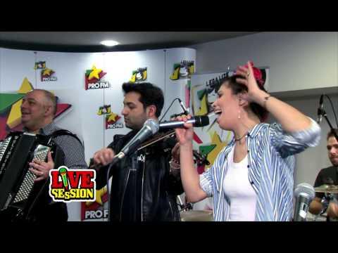 Damian & Brothers ft Cristina Balan - Ma dusei sa trec la Olt | ProFM LIVE