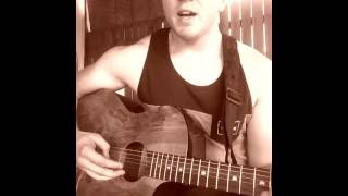 The Long Way - Brett Eldredge Acoustic Cover by Mark Charming