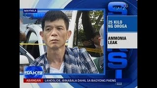 Saksi: Chinese national, timbog sa buy-bust operation sa Maynila