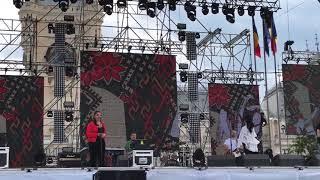 ANDRA canta populara la Forza ZU 2018
