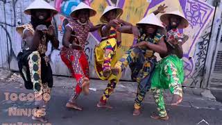 African star costumes / music by Tekno - Jogodo