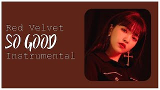Red Velvet - So Good [Instrumental]