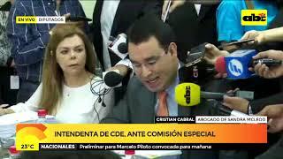 Christian Cabral sobre acción contra los medios de prensa