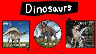 Dinosaurs Explained