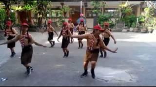 Senam ge mu fa mire Ardanareswari Bali asik -asik ceqiwir width=