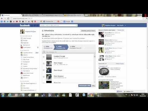 Facebook Engel Yemeden Arkadaş İsteği Yollama [Sesli Anlatım]