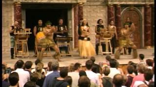 TE VAKA - PATE MO TOU VAE (Live at the Shakespears Globe in London)