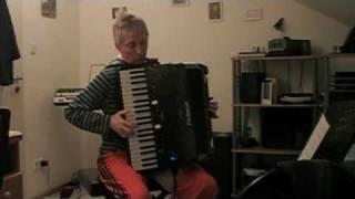 """Second Waltz by Dmitri Shostakovich"" on the Roland V-Accordion FR-7"