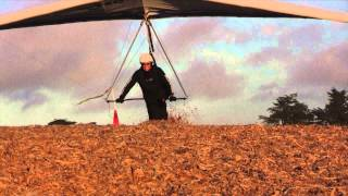 Coastal Pilots Exceptional Flying: a Hang Gliding Highlights Compilation