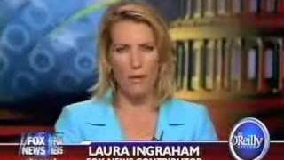Laura Ingraham has been forced off the air