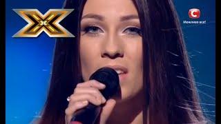 Celine Dion - I Surrender (cover version) - The X Factor - TOP 100