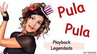 Aline Barros - Pula Pula - Playback (Com legenda)