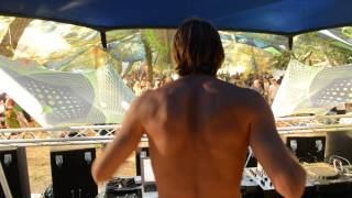 Tristan Live @ Free Earth Festival-Ancient Olympia, Greece 14-18 Aug 2014
