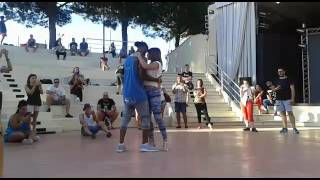 Macarena Paton & Mike Even s Kizomba Summer Light Abruzzo 2017 - Calema Vai