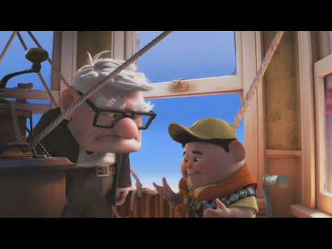 Disney/Pixar's Up - Official Trailer