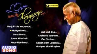 Love Notes by Ilaiyaraja   Vol 1   Ilayaraja Love Hits   Tamil Movie Songs   SPB   Music Master width=