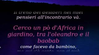 azzurro - adriano celentano - con testo ( lyrics )