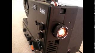 Eumig S905 Super 8mm Sound Projector