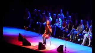 Bobby McFerrin live in Brno - Bumble-bee flight