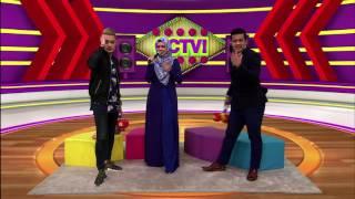CCTV GEGARAN: SUARA DATO' SITI NURHALIZA POWER TEROK!