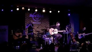 Vita de Vie - Luna si noi (acustic - Live Hard Rock Cafe, Bucuresti, Romania, 31.03.2016)