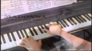 Crazy For You - Madonna - Piano