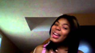 MONICA LOVE ALL OVER ME: (COVER)