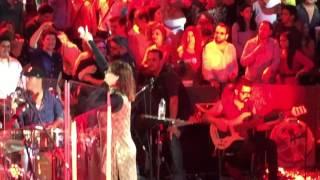 Yuridia ya te olvide Hermosillo septiembre 2015 vivo live