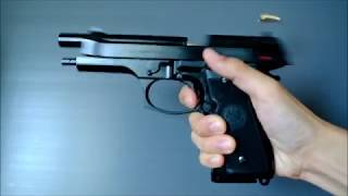 (Airsoft) Marushin Beretta M9 Shell Ejecting